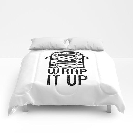 Wrap it Up Comforters