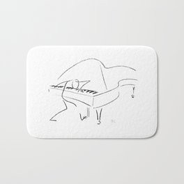 Keith Jarrett – Improvisations in Jazz Bath Mat