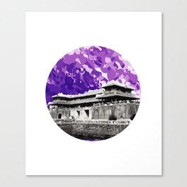 Vietnam Hue Citadel Ngo Mon Gate Canvas Print