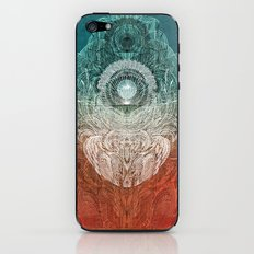 Watching Over You iPhone & iPod Skin