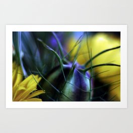 Sowing The Seeds Of Love Art Print