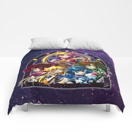 Sailor Moon S (Universe edit.) Comforters