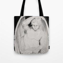 Study of Le Génie Du Mal (seducifer) Tote Bag
