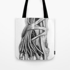 Foot Tote Bag