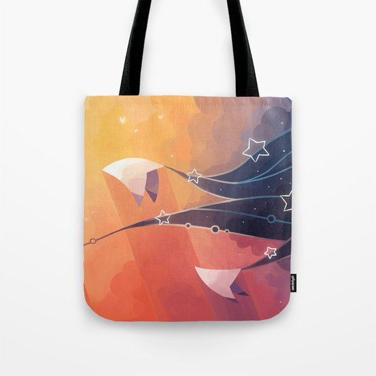 Nightbringer Tote Bag
