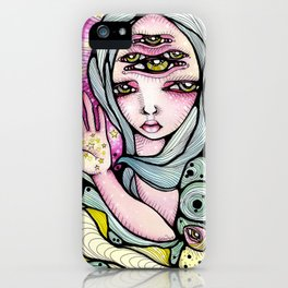 Meredith iPhone Case
