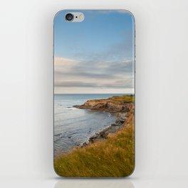 Schooner pond Cape Breton iPhone Skin