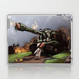 Bunny Crossing Laptop & iPad Skin