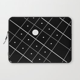 Spying Abstract Laptop Sleeve