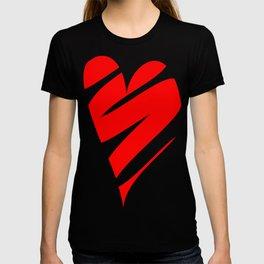 Stylized Heart T-shirt