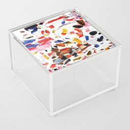 Abstract Painting #2 Acrylic Box