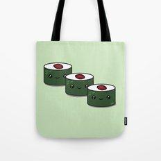 Tuna Roll Sushi Tote Bag