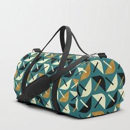 MCM Shroom Duffle Bag