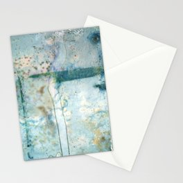 Water Damaged Stationery Cards
