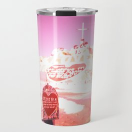 East Jesus California Travel Mug