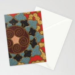 Japanese Enamel Art Stationery Cards
