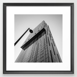 Beetham Tower Framed Art Print
