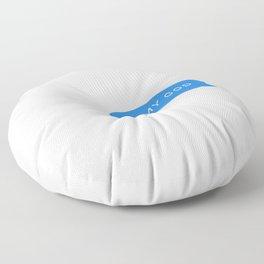 OH MY GOD Floor Pillow
