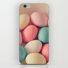 Easter eggs iPhone & iPod Skin