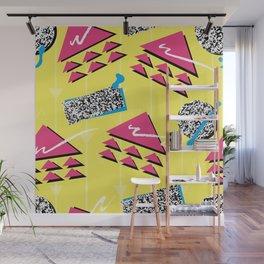 Fashion Patterns Rad, Bad and Glad Wall Mural