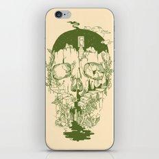 Inside My Head iPhone & iPod Skin