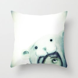 A thank you. Throw Pillow