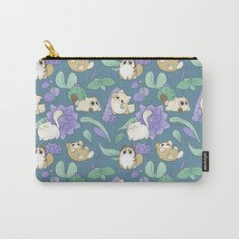 Cascading Cats & Plants Carry-All Pouch