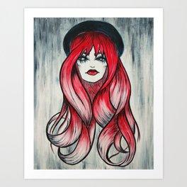 Emilie Art Print