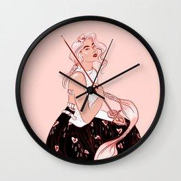Mon Garde Wall Clock