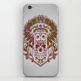 Indians iPhone Skin
