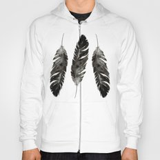Three feathers Hoody