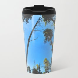 Look Up Metal Travel Mug
