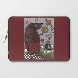 It's a Hedgehog! Laptop Sleeve