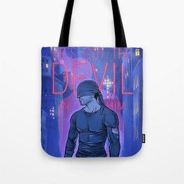 Got the Devil in Him Tote Bag