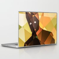 groot Laptop & iPad Skins featuring Groot by Eric Dufresne