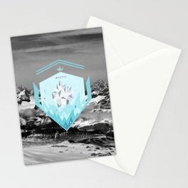 GO MYSTIC Stationery Cards