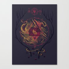 The Dunwich Horror Canvas Print