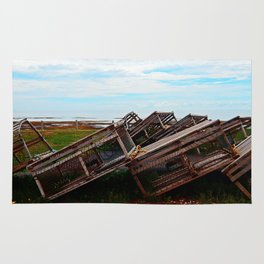 Lobster Traps and the Sea Rug