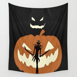The Pumpkin King! Wall Tapestry