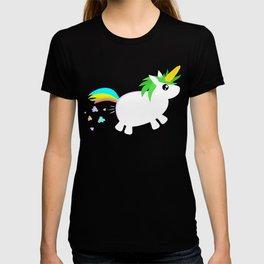 uniCORN PoPcorn POOPcorn T-shirt