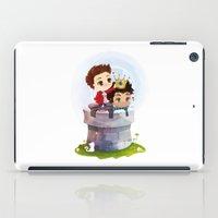 derek hale iPad Cases featuring Hale Kingdom by siny