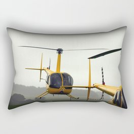 Chopper Mania Rectangular Pillow