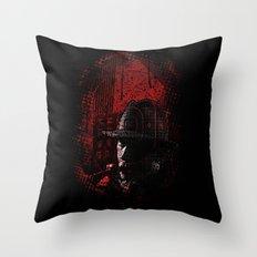 The Target Throw Pillow