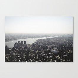 East River Canvas Print