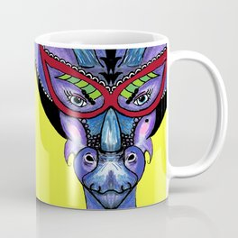 Tilda Triceratop Coffee Mug