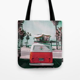 Welcome Back Summer Tote Bag