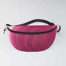 Fingerprint whorl agate Fanny Pack