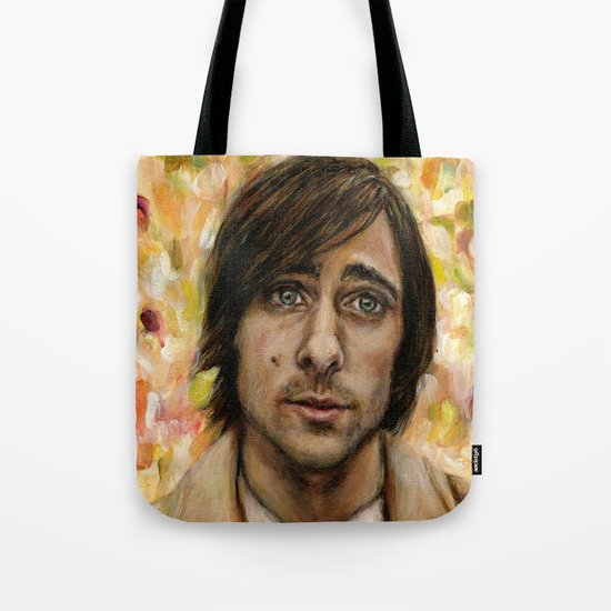 Jason Schwartzman Tote Bag