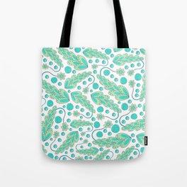 Forgetful Gardener Pattern Tote Bag