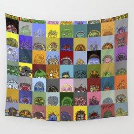 MOODHEADS - 81comp - www.moodheads.com Wall Tapestry